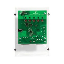 Microchip - ARD00455 - Power Monitor, Low Cost Design, Automated Step-by-step Calibration Process