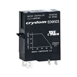 Crydom / CST - ED06B5 - Solid State Relay, 5 A, 48 VDC, DIN Rail, Quick Connect