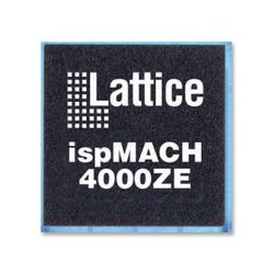 Lattice Semiconductor - LC4256ZE-7TN100C - CPLD, ispMACH 4000ZE Series, 256, 64 I/O's, TQFP, 100 Pins, 200 MHz