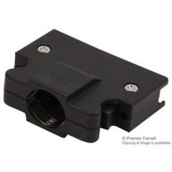 3M - 10350-52F0-008 - Connector Backshell, Solder Plug Junction Backshell, 50 Position Connector, 180