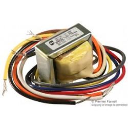 Hammond Manufacturing - 266C24 - Isolation Transformer, Low Voltage, 2 VA, 1 x 234V, 2 x 117V, 24V, 85 mA, 266 Series