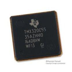 Texas Instruments - TMX320C5535AZHH10 - DSP, Fixed Point, 16bit, 100 MHz, BGA, 144 Pins