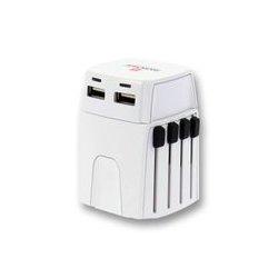 Skross - 1.302800 - World Travel Adaptor, 2.5a, 250vac