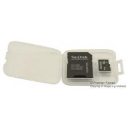 Adafruit - 102 - Flash Memory Card, MicroSDHC Card, Class 4, 4 GB