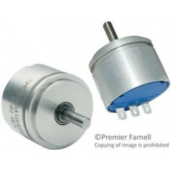 Bourns - AMS22U5A1BHBRL334 - Magnetic Position Sensor, AMS22U Series, Non Contacting, Clockwise, 340, 0.5% Linearity, 5 Vdc