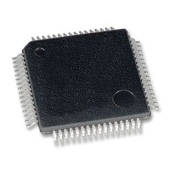 Microchip - MTCH6303T-I/PT - Capacitive Touch Screen Controller IC, I2C Interface, 16 bit Resolution, 2.3 V to 3.6 V, TQFP-64