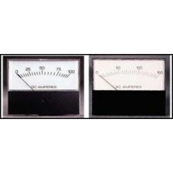 Jewell Instruments - MSQ-DAA-005-U - Analog Panel Meter, Self Shielded, No Spec Calibration Needed, DC Current, 0A to 5A, 36.04 mm