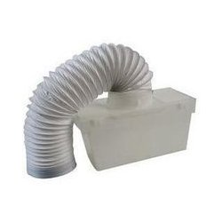 MCM Electronics - 140-1040 - Universal Indoor Vent Kit with 5' Flexible PVC Duct