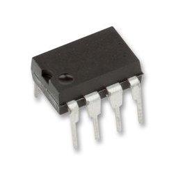 Linear Technology - LTC1062CN8#PBF - Analog Filter, Lowpass, 5th, 1, 2.5 V, 5 V, DIP