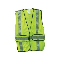 3M - 94617-80030T - Protective Clothing, Hi Vis Jacket, Yellow, Adjustable to Fit, 94617 Series