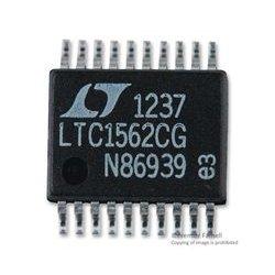 Linear Technology - LTC1562CG#PBF - Analog Filter, Universal, 2nd, 4, 4.75 V, 10.5 V, SSOP