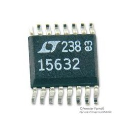 Linear Technology - LTC1563-2CGN#PBF - Analog Filter, Lowpass, 4th, 1, 2.7 V, 11 V, SSOP