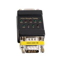Tenma - 72-9205 - Cable Continuity Tester, VGA/UL2919 Mini, Network, 21.01 mm, 35 mm, 45.01 mm