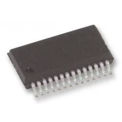 Analog Devices - AD8332ARUZ - Programmable/Variable Amplifier, 2 Channels, 2 Amplifier, 100 MHz, -40 C, 85 C, 4.5V to 5.5V