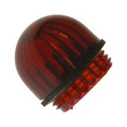 Dialight - 052-3191-003 - Indicator Lens, Red, 081 Series Lamp Holder