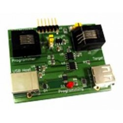 Microchip - AC164114 - PIC18F1xK50 Programming Adapter, Prevent Damage to the USB PIC Microcontroller during programming