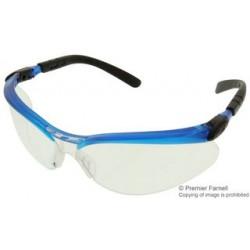 3M - 11471-00000-20 - Glasses, BX Protective, Anti Fog, Transparent, Blue, 11471 Series