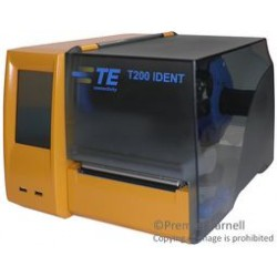 TE Connectivity - EC6996-000 - Desktop Label Printer, T200 Ident, Thermal Transfer, 300 dpi, 125mm/s max