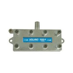 Holland Electronics - GHS-8 - Splitter 8-way High Rf Shiled High Freq 5-1000 Mhz
