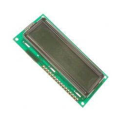 Lumex / ITW - LCR-U12864GSF-WH - Graphic LCD, 128 x 64, Blue / Black on Grey, 5V, Parallel, No Font, Transflective