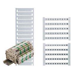 Weidmuller - 0473460151 - Terminal Block Marker, Terminal Marker, Terminal Blocks, 151-200, 5 mm, Dekafix Series