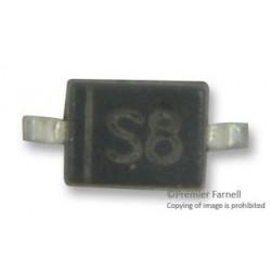 Multicomp - BAT43WS-7-F - Small Signal Schottky Diode, Single, 30 V, 200 mA, 450 mV, 4 A, 125 C