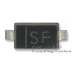 Multicomp - B0540W-7-F - Schottky Rectifier, 40 V, 500 mA, Single, SOD-123, 2 Pins, 620 mV