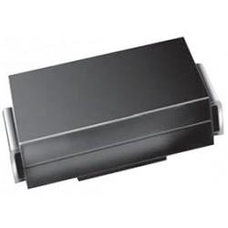 Multicomp - B260A-13-F - Schottky Rectifier, 60 V, 2 A, Single, DO-214AC, 2 Pins, 700 mV
