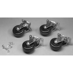 Hammond Manufacturing - 1425BM - Caster, DNRR_LDW, DNRR_LDK, DNRR_DCK, C2, 700 lb, 3