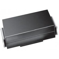 Multicomp - B2100-13-F - Schottky Rectifier, 100 V, 2 A, Single, DO-214AA, 2 Pins, 850 mV