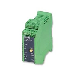 Phoenix Contact - 2313355 - Modem, Gsm/ethernet, Din Rail, 24v