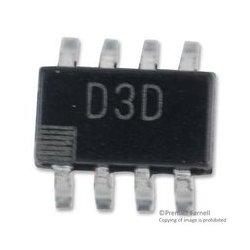 Analog Devices - AD5680BRJZ-2REEL7 - Digital to Analog Converter, 18 bit, 12.5 kSPS, 4.5V to 5.5V, SOT-23, 8 Pins