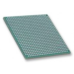 Freescale Semiconductor - LS1024ASE7MLA - Microprocessor, LS1024A Series, 1.2 GHz, 1.096 V to 1.164 V, FCPBGA-625