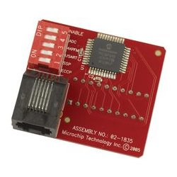 Microchip - AC162061 - MPLAB ICD Header, MPLAB ICD Header for Debugging PIC16F690