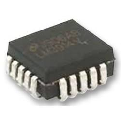 Microchip - ATF16V8B-15JU - SPLD, EEPLD, 15 ns, 8 I/O's, 62 MHz, 80 mA, LCC, 20 Pins