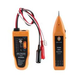 MCM Electronics - 72-2665 - Network Cable Tester with Inductive Tone Probe