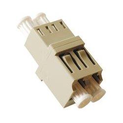 Pro Signal - SPC22786 - Fiber Optic Adaptor, LC Duplex, LC Duplex, Jack, Jack, Straight Adapter
