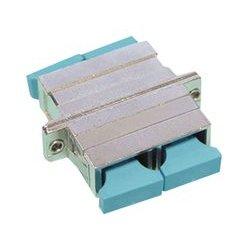 Pro Signal - SPC22799 - Fiber Optic Adaptor, SC Duplex, SC Duplex, Jack, Jack, Straight Adapter