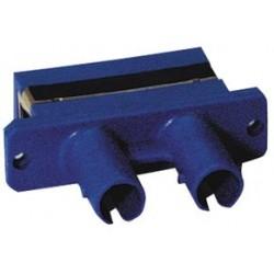 Pro Signal - SPC22802 - Fiber Optic Adaptor, SC Duplex, ST Duplex, Jack, Jack, Straight Adapter