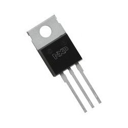 Freescale Semiconductor - BTA140-600,127 - Triac, 600 V, 25 A, TO-220AB, 70 mA, 1.5 V, 5 W