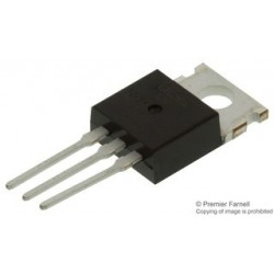 Freescale Semiconductor - BTA208-800E,127 - Triac, 800 V, 8 A, TO-220AB, 10 mA, 1.5 V, 5 W