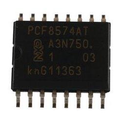 Freescale Semiconductor - PCF8574AT/3,518 - I/O Expander, 8bit, 100 kHz, I2C, 2.5 V, 6 V, SOIC