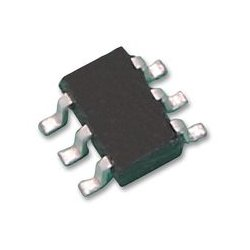 Analog Devices - HMC544AETR - RF Switch IC, Positive Control T/R Switch, DC to 4 GHz, +3 V & +5 V, SOT-26-6