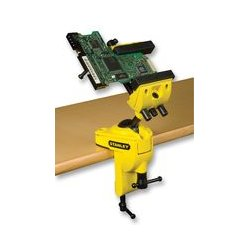 Stanley / Black & Decker - 1-83-069 - Multi Angle Vise, Large C Clamp, Ball Jointed, 3 Jaw, 3 Opening, 360 Rotation