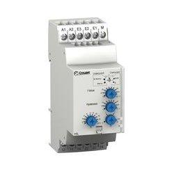 Crouzet / CST - 84871033 - Current Monitoring Relay, EI Series, SPDT, 8 A, DIN Rail, Screw