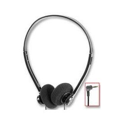 MCM Electronics - PSG03469 - Lighweight Headphones with 27mm Drivers and 6' Cord