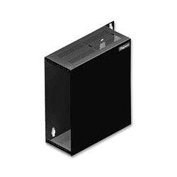 Pentair - E19SM4U - 19 Wall Cabinet, Side Mount, 4U, Steel, Black, 508 mm, 483 mm, 178 mm