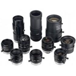 Banner Engineering - LCF08LMP - CCTV Camera Lens, PresencePLUS Megapixel, 8mm, Focus Locking, 2/3 Format