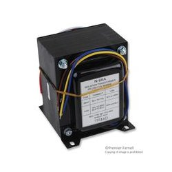 Triad Magnetics - N-66A - Isolation Transformer, 250 VA, 2 x 115V, 115V, 2.17 A