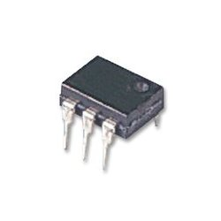 ON Semiconductor - 4N32SM - Optocoupler, Darlington Output, 1 Channel, DIP, 6 Pins, 80 mA, 2.5 kV, 500 %